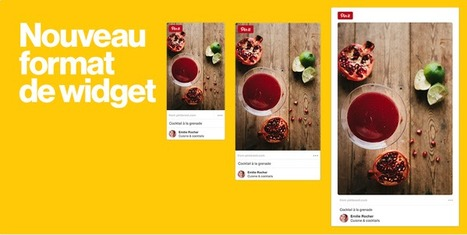 [Nouveau] Le générateur d'épingle de Pinterest | Social Media Curation par Mon-Habitat-Web.com | Scoop.it