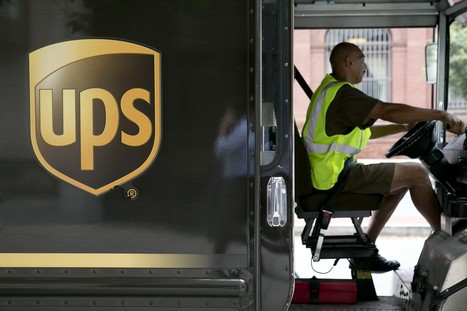 UPS to buy 1,000 propane-powered delivery trucks | UtilityTree | Scoop.it