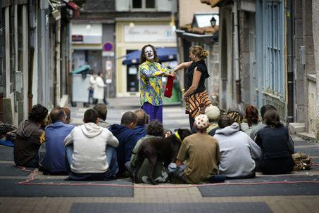 Spectacle vivant : la crise, l'occasion de se réinventer? | théâtre in and off | Scoop.it