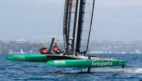 Little America's Cup 2015 preview | The Daily Sail | Wing sail technology | Scoop.it