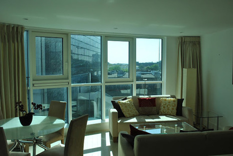 Stylish Serviced Apartment in Vauxhall, London Serviced Apartments - RatedApartments | Serviced Apartments in London | Scoop.it