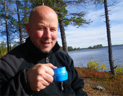 Some words with the Swedish Outdoor Chef Anders Klint ...   Learning Outdoors   Scoop.it