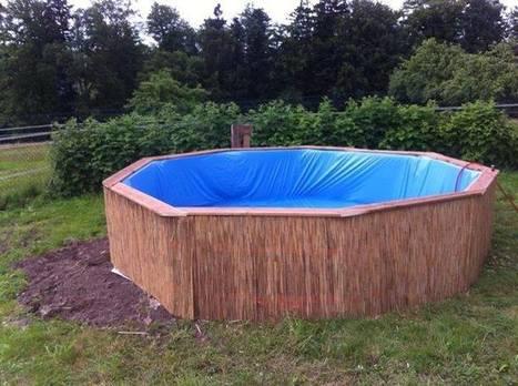 DIY Pallet Swimming Pool - Tutorial | DIY | Scoop.it