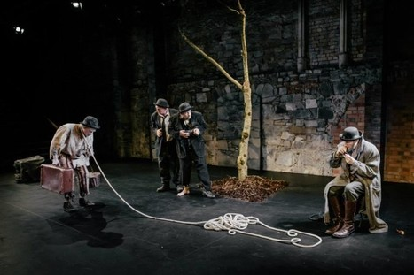 Waiting for Godot at Smock Alley Theatre – review   The Irish Literary Times   Scoop.it