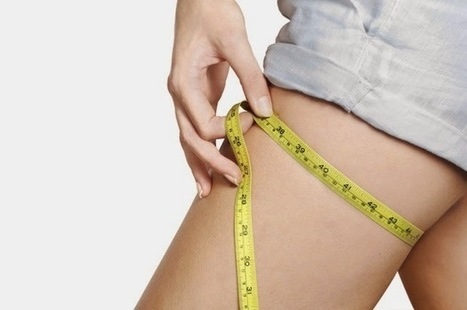 1 True Way to Get Rid of Cellulite: Skin-Level Muscle Toning | Fitness and Health | Scoop.it
