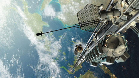 That Time Google Tried To Design A Space Elevator | Space matters | Scoop.it