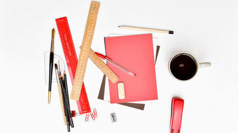 Five New Habits That Will Make You More Organized In 2016 | Good News For A Change | Scoop.it