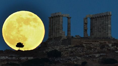 Supermoon is here again | Motorhome Madness | Scoop.it