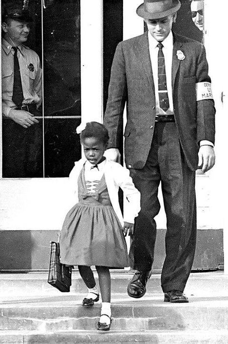 Celebrating MLK Day:  Ruby Bridges | Dropout Prevention, Poverty  and Disproportionality | Scoop.it