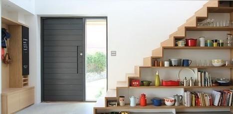 Escaleras bien aprovechadas | Decoración Hogar, Ideas y Cosas Bonitas para Decorar el Hogar | Matissesworld | Scoop.it