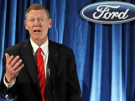 Alan Mulally Explains How He Turned Around Ford - Business Insider | The Second Mile | Scoop.it
