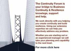 Webinar - Business Continuity, Risk and Climate Adaptation - Continuity Forum | IT Risk | Scoop.it