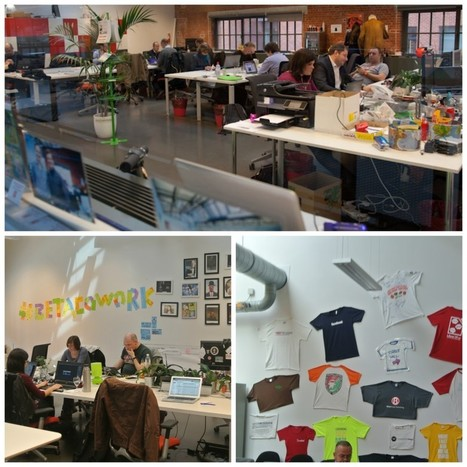 Coworking Bruxelles: nos espaces préférés | Innovation sociale | Scoop.it