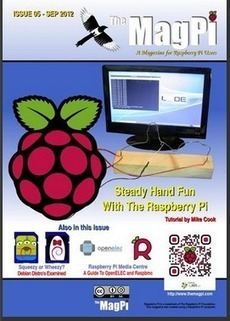 Issue 5 of The MagPi out now! | Raspberry Pi | Scoop.it