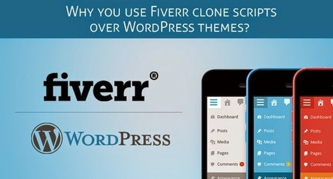 PHP Clone Scripts, Website Clones, Agriya products: Why you use Fiverr clone scripts over WordPress themes? | Clone Scripts For Popular Websites | Scoop.it