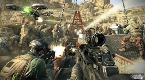 Black Ops 2 destroza los registros de Halo 4 como juego más exitoso en 2012   MIS GUSTOS EN GENERAL   Scoop.it