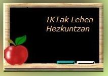 IKTak Lehen Hezkuntzan   Nire lekuak- Mis sitios   Scoop.it