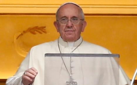 Pope Francis drops F-bomb | Quite Interesting News | Scoop.it