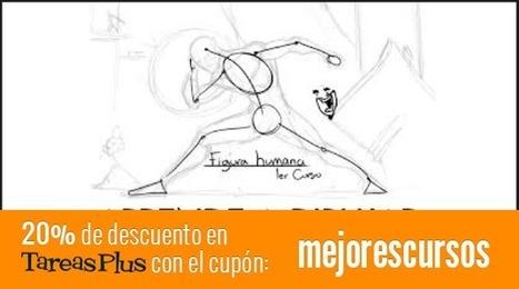 Aprende a dibujar la figura humana | Educacion, ecologia y TIC | Scoop.it