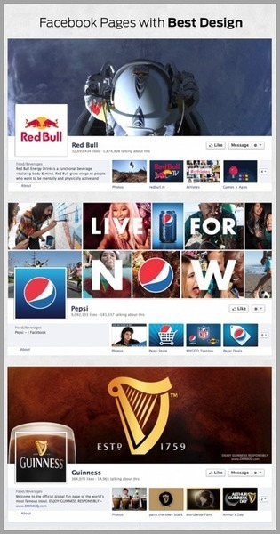 How to Design An Irresistible Facebook Page | Social Media Latest Trends | Scoop.it