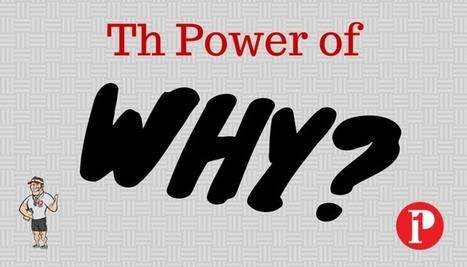 The Power of Why in Life and Business | Social Media Coach | Prepare1 — Prepare 1 | Social Media  Coach | Scoop.it