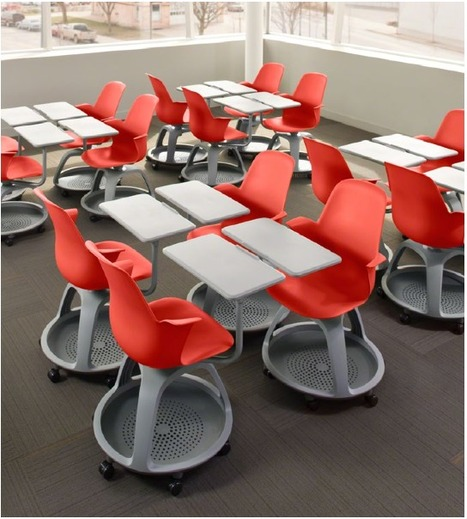 [PDF] How classroom design affects student engagement | skolan | Scoop.it