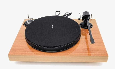 Europe's largest turntable manufacturer posts record sales; plans huge expansion | Kill The Record Industry | Scoop.it