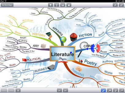 10 apps para crear mapas conceptuales  - Educación 3.0 | apps educativas android | Scoop.it