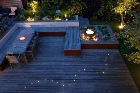 Faire de sa terrasse de jardin un lieu convivial et chaleureux ? – Mon potager gourmand | Nouveau portail internet | Scoop.it