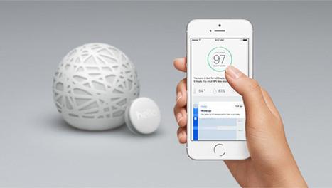Sense 睡眠監測器能在最佳時刻把你叫醒(影片) | HOT NEWS | Scoop.it