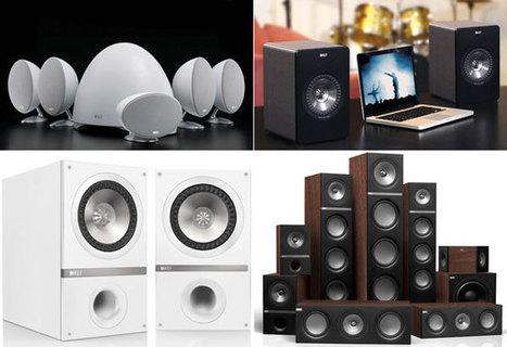 KEF : extension de gamme tous azimuts | ON-TopAudio | Scoop.it