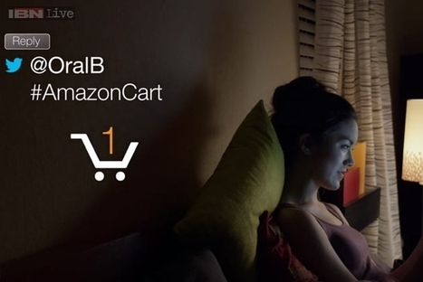 Amazon wants to make online shopping as easy as a tweet   Online Blazers for Men   Scoop.it
