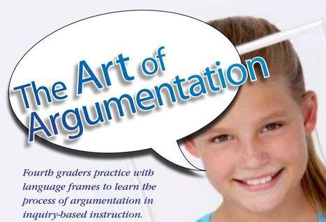 Marshalling Arguments (INFOhio on Pinterest) | Marshalling Arguments | Scoop.it