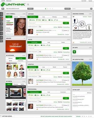 Unthink, le réseau anti-Facebook, ouvre ses portes | Tendances, technologies, médias & réseaux sociaux : usages, évolution, statistiques | Scoop.it