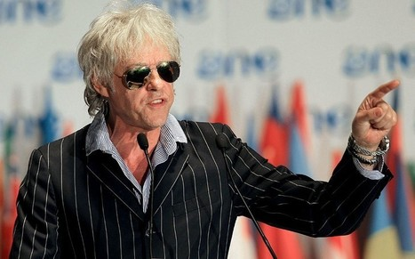 'We're facing a mass #extinction event,' claims Bob Geldof - Telegraph We agree don't be mislead by #media | Messenger for mother Earth | Scoop.it