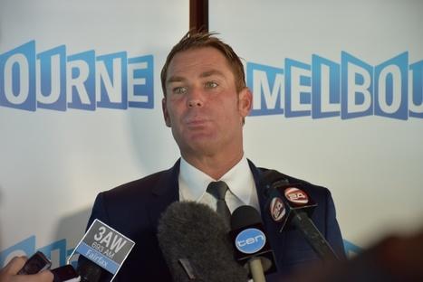 Shane Warne Closes Controversial Foundation | Pro Bono Australia | The Scoreline Diminishes | Scoop.it