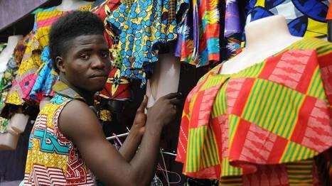 Les Libériens délaissent la mode occidentale pour se saper à l'africaine | African Business : Rebranding, Retailing  & Developing | Scoop.it
