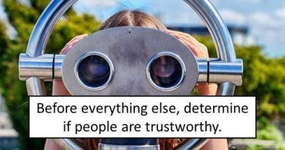 25 Ways to Spot Leaders You Can Trust | Value of Integrity | Scoop.it