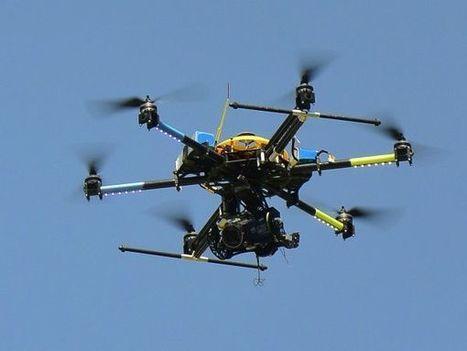 Paris : la préfecture de police se met aux drones | Une nouvelle civilisation de Robots | Scoop.it