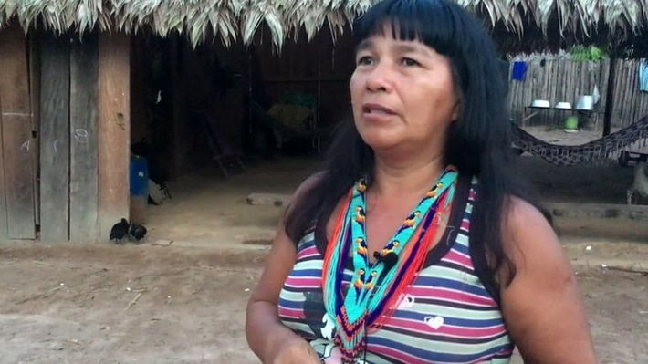 The tribe standing up to illegal Amazon loggers in Brazil | BBC | Amériques | Scoop.it