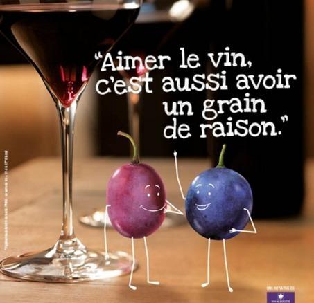Polémique autour d'une publicité du lobby viticole | Univers du vin | Scoop.it