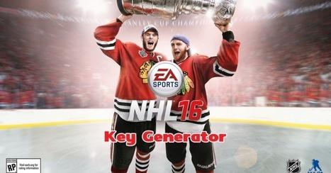 NHL 16 Key Generator - CheatsGo! | CheatsGo Hacks and Cheats | Scoop.it