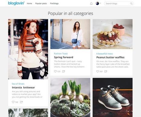 Tumblr unblocks Blogovin: an RSS reader with 30 million users | RSS Circus : veille stratégique, intelligence économique, curation, publication, Web 2.0 | Scoop.it