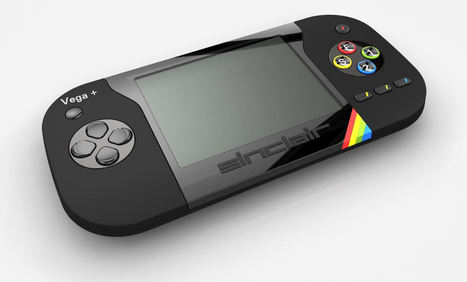Sir Clive Sinclair to launch handheld ZX Spectrum | Business | Scoop.it
