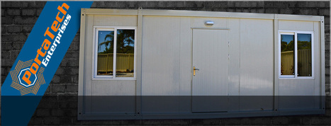 Transportable Buildings, Portable Offices, Classrooms Perth   Portable Buildings   Scoop.it