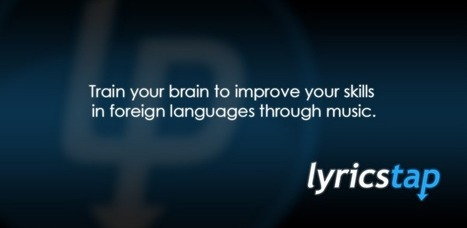 LyricsTap (Lite) -Learn English and other languages in a fun way through music videos and Karaoke - Android | Web2.0 et langues | Scoop.it