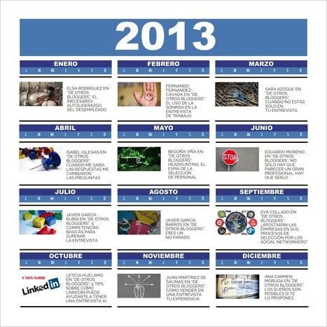 12 meses 12 bloggers de lujo   Información, comunicación y TIC   Scoop.it