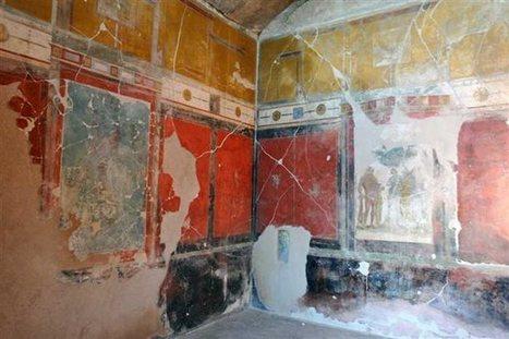 Pompeya abre al público 6 nuevas 'domus'   EURICLEA   Scoop.it
