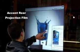 Rear Projection Film Accessories - Touch Films   RearProjectionFilms.com   Technology   Scoop.it
