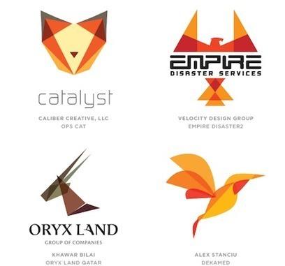 Las 8 tendencias en logos que predominarán en 2015 - paredro.com | PlanasMedia | Scoop.it